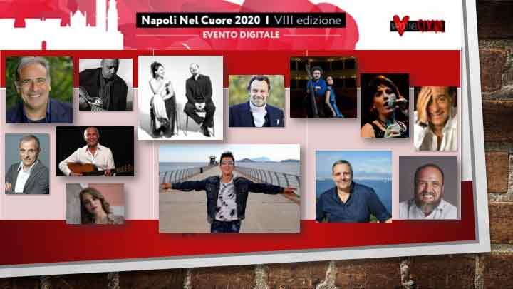 """""""Napoli nel Cuore"""" dedicato alla cultura napoletana."""