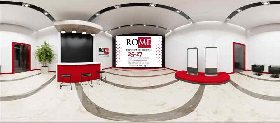 Ro.Me Museum Exhibition 2020.