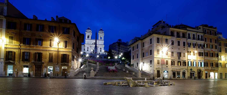 Roma Piazza di Spagna 3 1