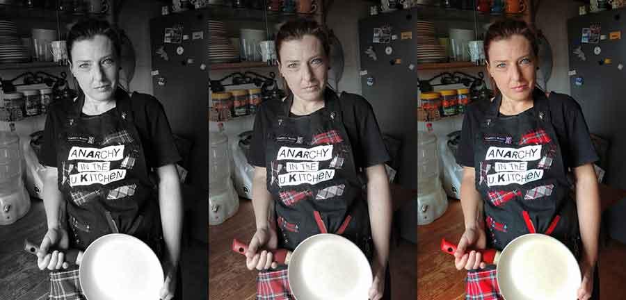 """Cucina & Cultura """"Anarchy in The U Kitchen 2""""."""
