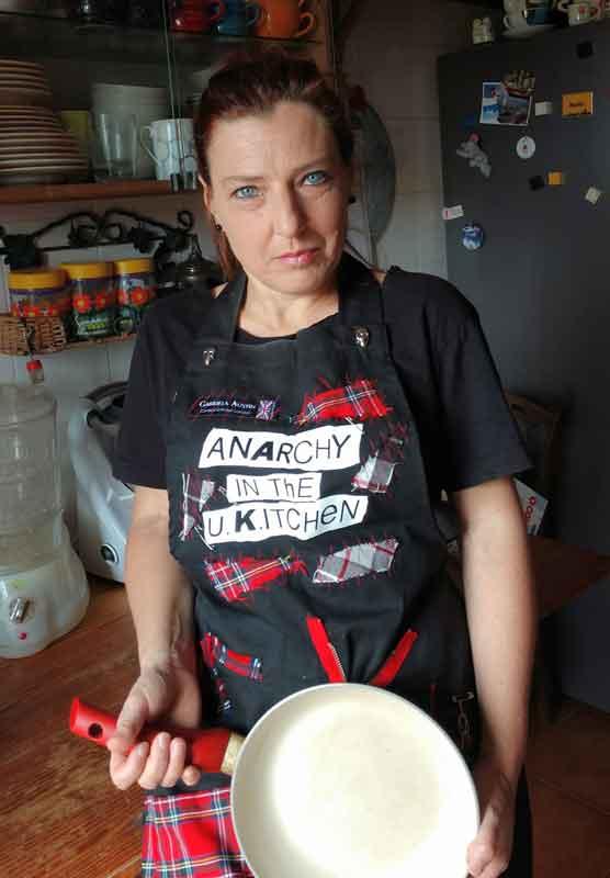 """Cucina e cultura Anarchy in The U Kitchen """"2""""."""