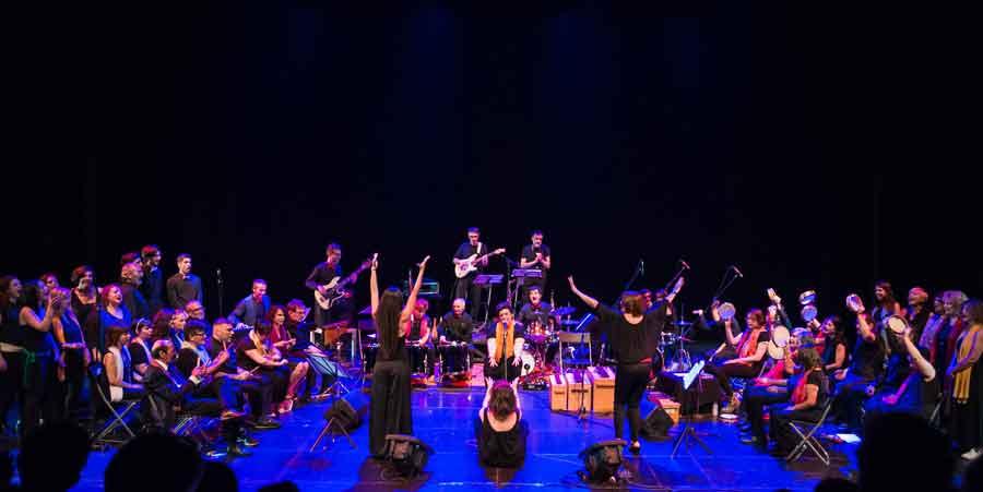 """The Best Of + 1"""" Teatro Villa Pamphilj."""