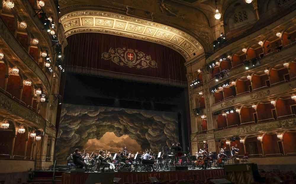 Mozart e Beethoven con il M° Daniele Gatti.