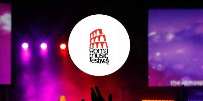 Roma Music Festival edizione 2021.