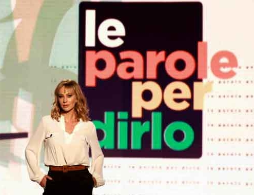 "Noemi Gherrero ""Le Parole per dirlo""."