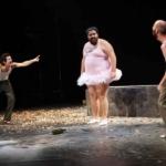 "Teatro Piccolo Eliseo ""Roma Fringe Festival 2021""."