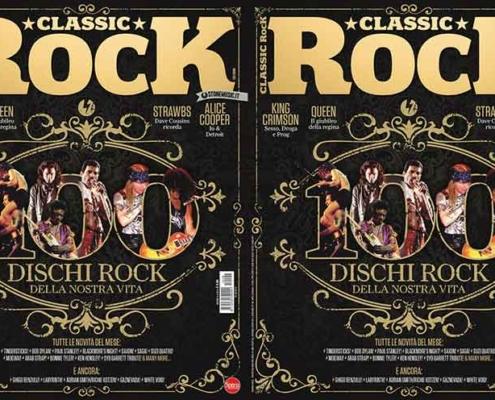 Classic Rock! Happy Hundred mensile di Sprea Editori .