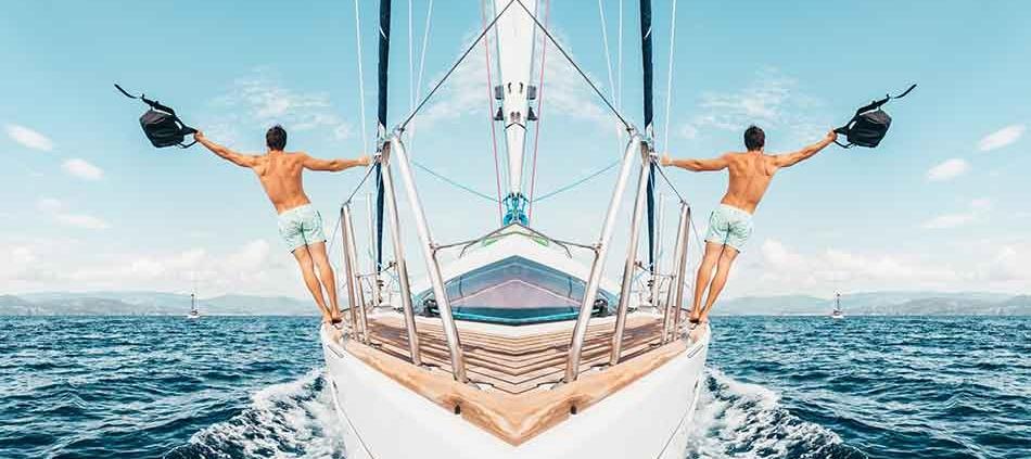 Estate 2021. Boom di prenotazioni in barca.