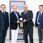 """""""La goccia maledetta"""" premiata al Festival dei Castelli Romani."""