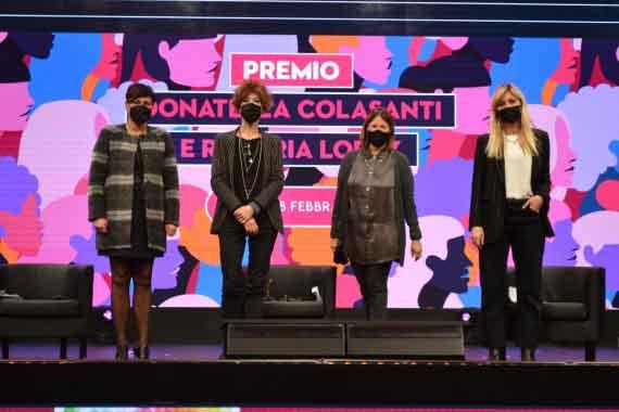 Premio Donatella Colasanti e Rosaria Lopez.