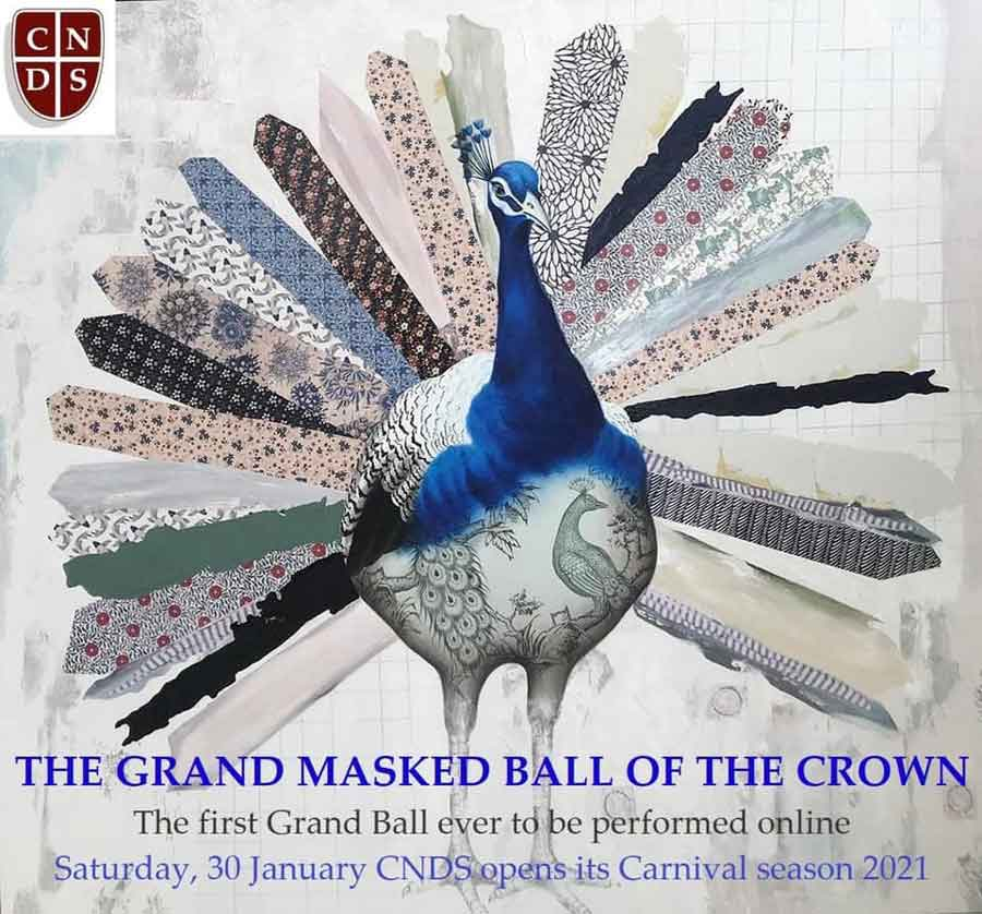 Grand Maskrd Ball Of The Crown.