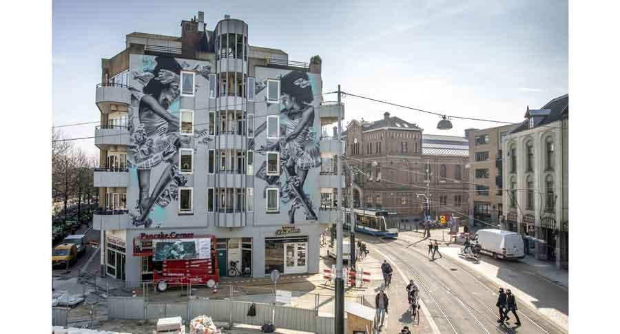 """Diversity In Bureaucracy"" Inaugurato ad Amsterdam."