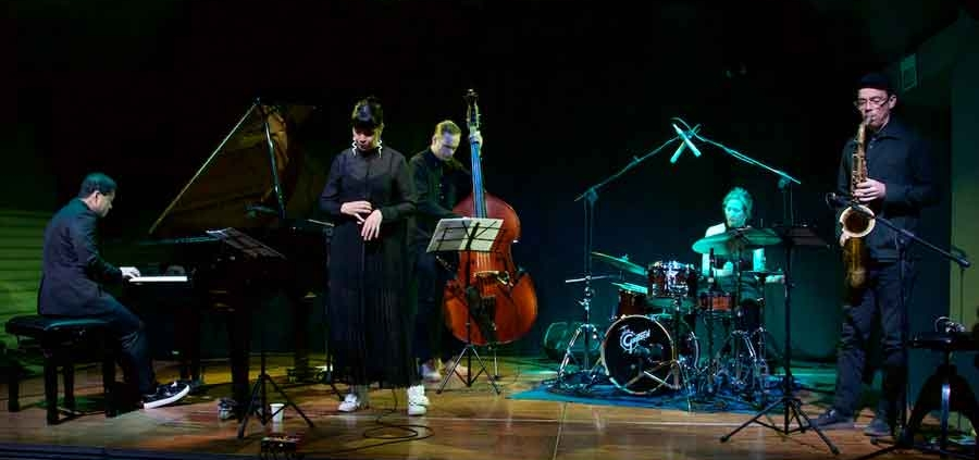 "Teatro Villa Pamphilj ""International Jazz Day""."