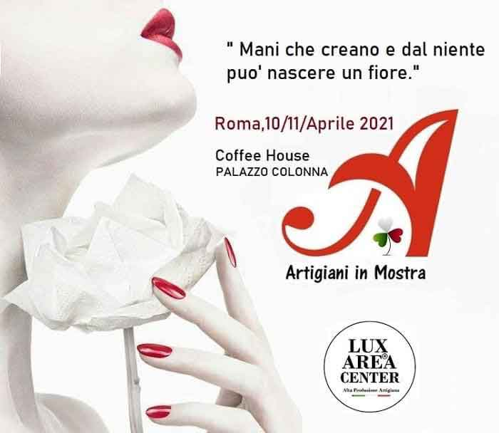 "Lux Area Center ""Artigiani in mostra"","