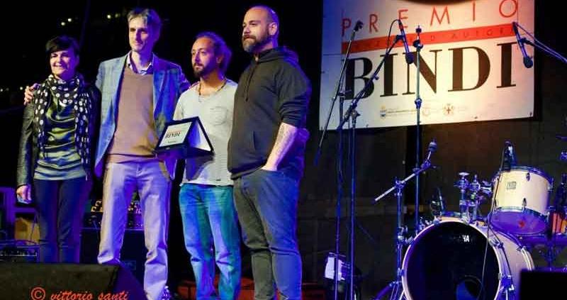 """""""Premio Bindi"""" per la canzone d'autore ."""