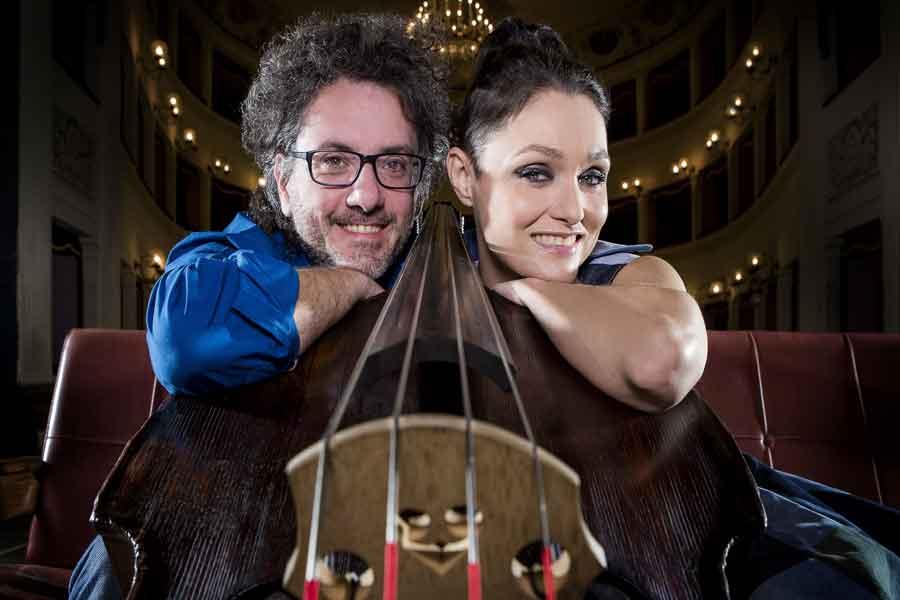 """""""Arte e Teatro"""" Festival Musicale nelle Marche."""