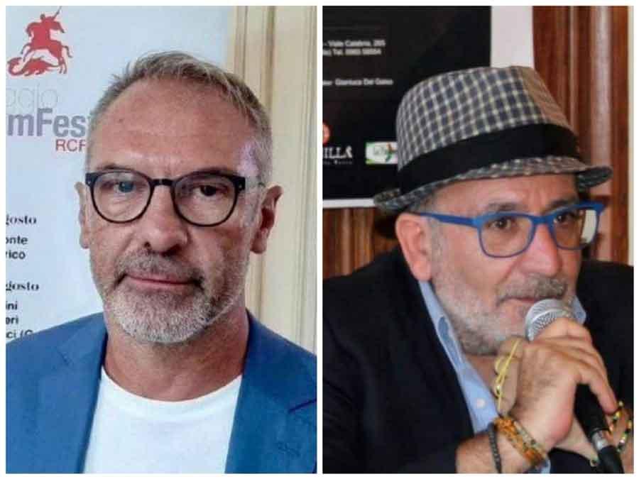 """Reggio Calabria """"Cantieri Culturali"""" Reggio FilmFest."""