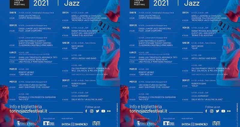 Torino Jazz Festival – IX edizone.
