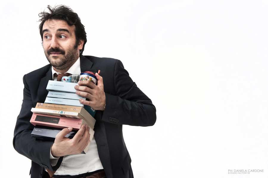 Teatro Villa Pamphilj presenta Vittorio Continelli