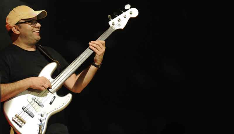 Gianluca Petrella Cosmic Renaissance al Torino Jazz Festival