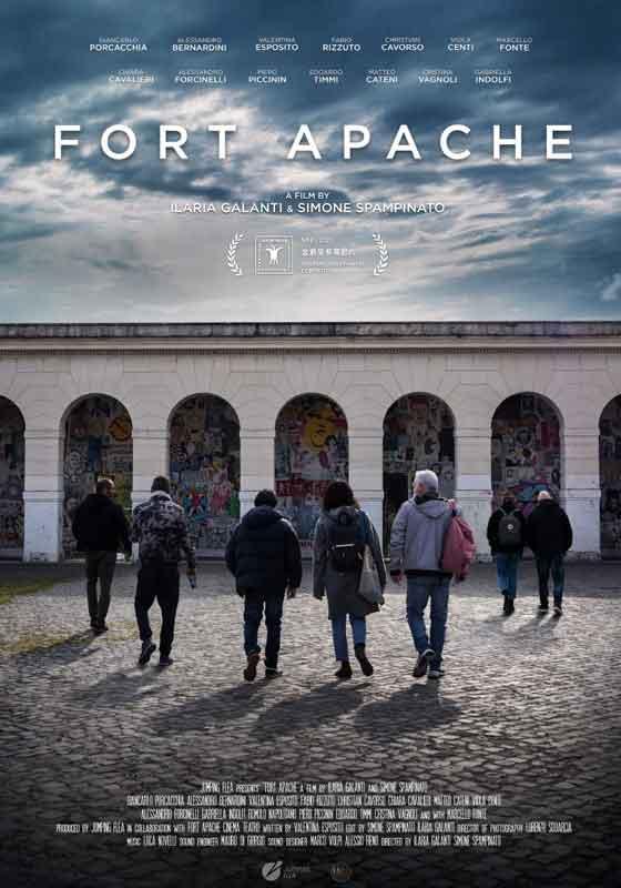 "Jumping Flea presenta ""Fort Apache""."