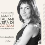"""Laura Mancini """"L'italiano e gli italiani nell'era di Instagram""""."""