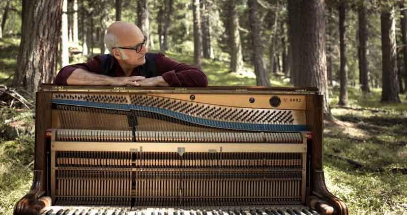 """Ludovico Einaudi in """"Summer Tour""""."""