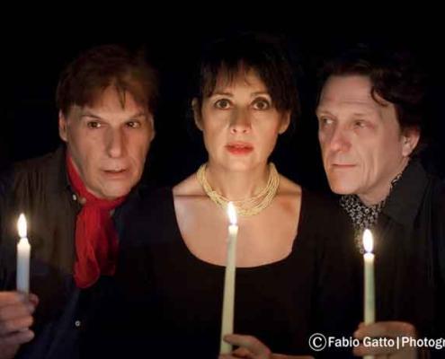 "Teatro Vascello presenta ""Serata Campanile"","