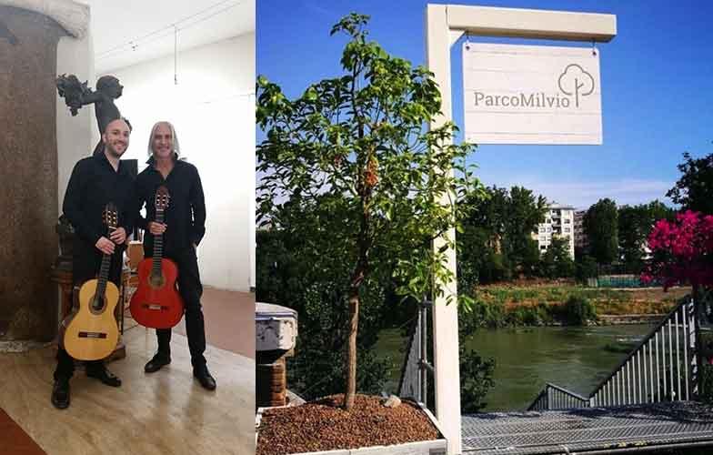 Itinerari Musicali di Roma Sinfonietta continuano al Parco Milvio.