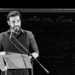 """Edoardo Leo in """"Ti racconto una storia""""."""