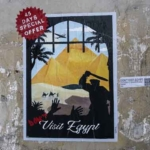La Street Artist Laika torna a denunciare.