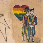 Laika al Gay Pride per il DDL Zan.