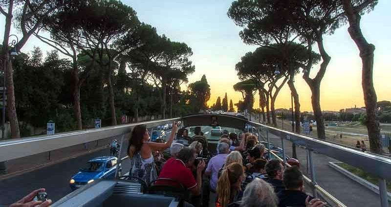"""""""Vacanze Romane"""". Sotto il cielo stellato di Roma"""