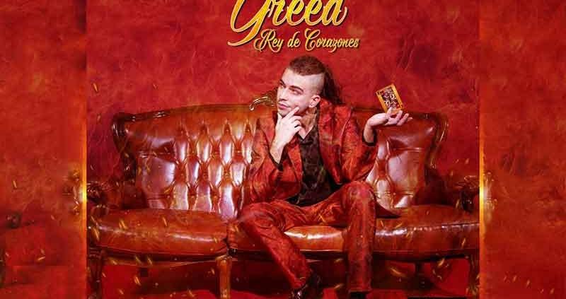 """Greed esce """"Rey de Corazones""""."""