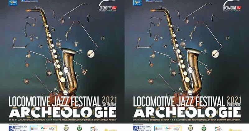 Locomotive Jazz Festival 2021 nel Salento.