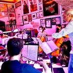 "Alexanderplatz Jazz Orchestra a ""Jazz & Image""."