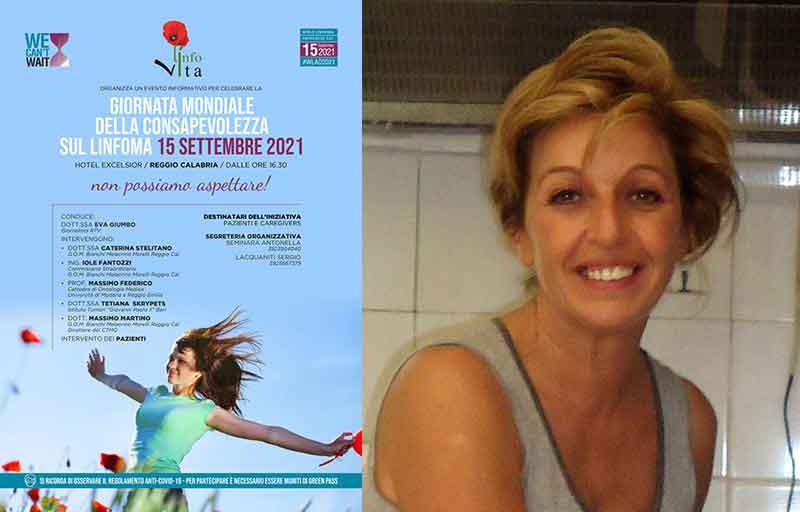 """""""Giornata mondiale della consapevolezza sul linfoma"""""""