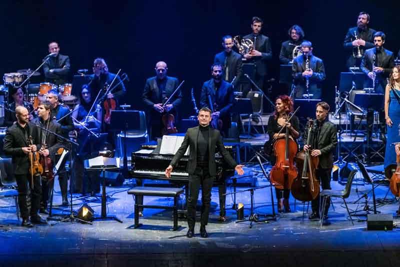 """Festival Musicale nelle Marche """"Sipario"""" Arte a Teatro"""