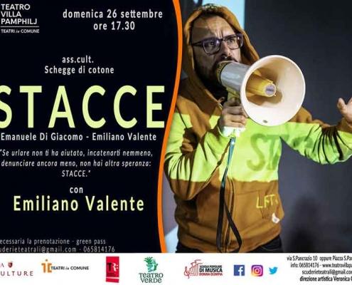 "Teatro Villa Pamphilj ""Stacce"" lista cinica per Roma Capitale."