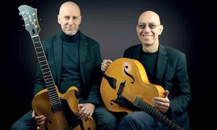 "FABIO ZEPPETELLA VS UMBERTO FIORENTINO ""Jazz & Image""."