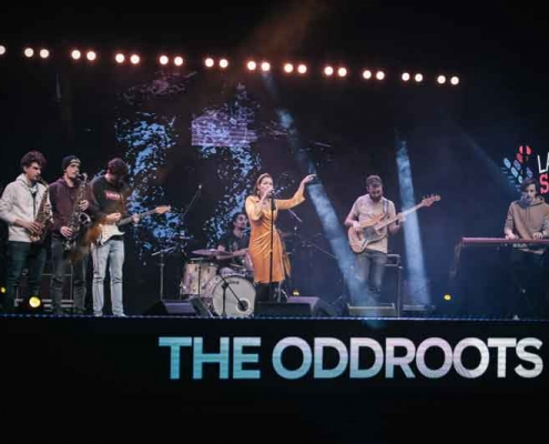 """The Oddroots: """"Roots N' Roses""""."""