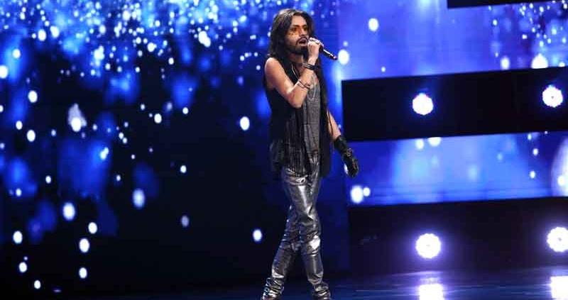 Hania, Rocker Italiano, incanta la giuria.