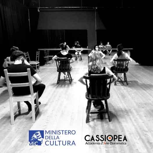"""Teatro Biblioteca Quarticciolo presenta """"Briciole""""."""