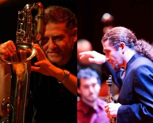 """Javier Girotto """"Tango Nuevo Revisited,"""